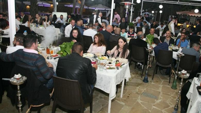 """مكتب الجرد في """"الشباب التقدمي"""" يقيم حفل عشاءه السنوي برعاية تيمور جنبلاط"""