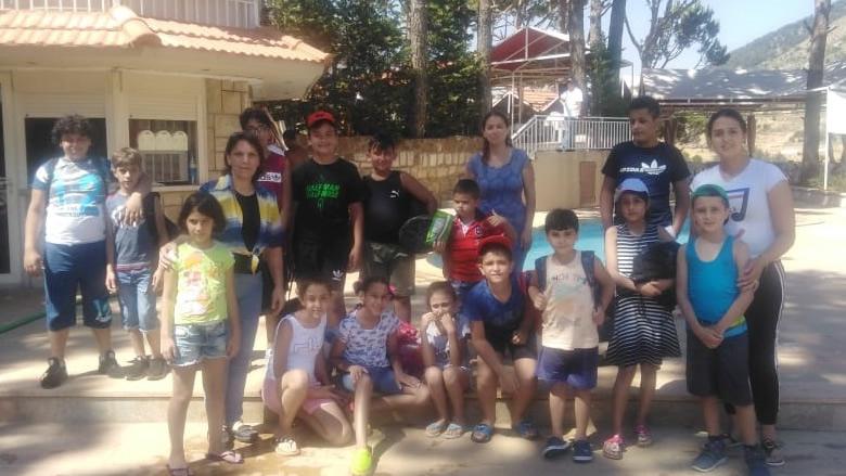 """مخيم صيفي للأطفال من تنظيم """"النسائي التقدمي"""" و""""الكشاف التقدمي"""" في كفرنبرخ"""