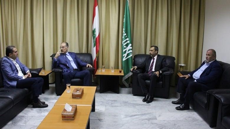 """لقاء بين قيادتي """"التقدمي"""" والجماعة الإسلامية"""