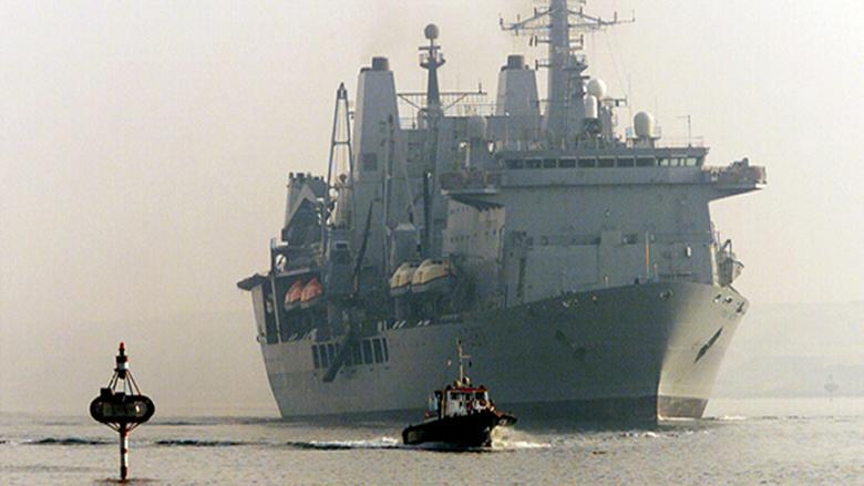 بريطانيا تدرس نشر طائرات بدون طيار في الخليج