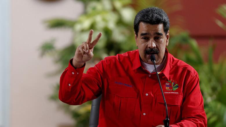 مادورو يشكر روسيا لدعمها سيادة فنزويلا