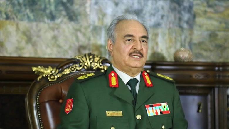 حفتر يؤكد أنه منفتح على الحوار قبل انعقاد اجتماع للأمم المتحدة حول ليبيا