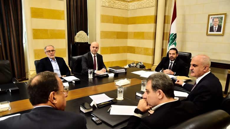 الحريري ترأس اجتماعين للجنتي دفاتر شروط الكهرباء والإصلاحات