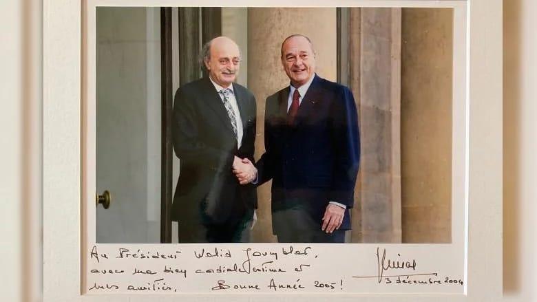 """""""ليبيراسيون"""": """"دكتور شيراك"""" بين العرب.. صديقٌ للبنان وفلسطين!"""