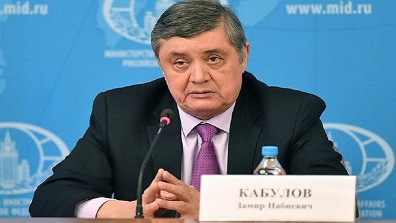 روسيا ستكون ضامنة للاتفاق المحتمل بين طالبان والولايات المتحدة