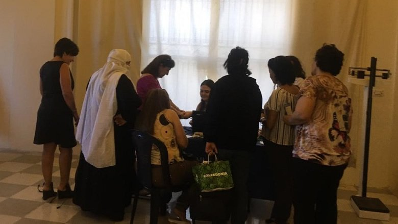 """يوم طبي مجاني لـMUBS و""""النسائي التقدمي"""" في رويسة البلوط"""