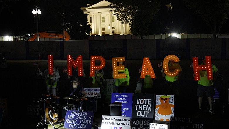 It's Time to Impeach Members of Congress for Not Impeaching Trump