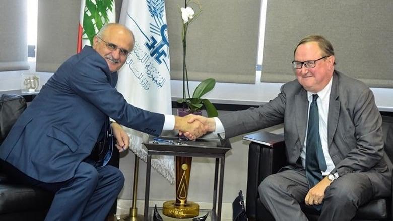 حراك دبلوماسي باتجاه لبنان... وبعد دوكان شينكر في بيروت