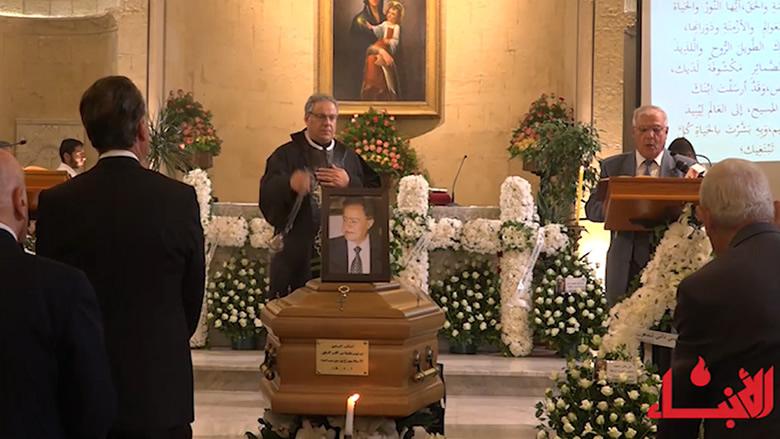 #فيديو_الأنباء: شهادات في جورج ديب نعمة... رمز من رموز النضال الوطني