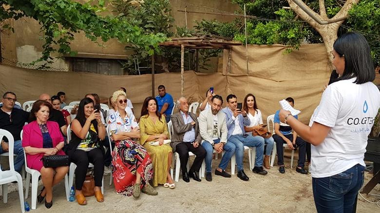 """""""النسائي التقدمي"""" - بيروت رمم منزل سيدة في وطى المصيطبة"""