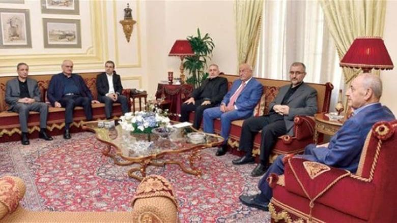 """صفحة جديدة في العلاقة بين """"حزب الله"""" و""""الإشتراكي"""""""