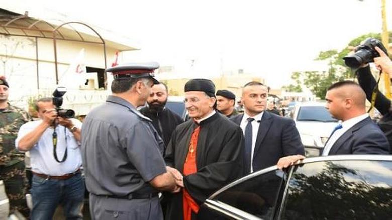 """الراعي لـ""""عثمان"""": أدعو الله أن يوفقكم في هذه المهمة الصعبة"""