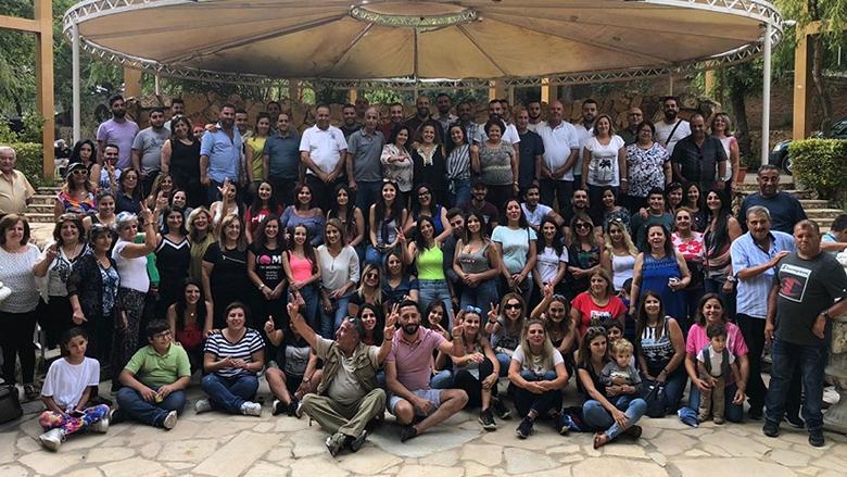 """جولة سياحية لـ""""التقدمي""""- بيروت في الشوف...الصايغ: لن يقوى أحد علينا"""