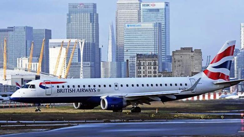 بريتش إيرويز تلغي كل رحلاتها تقريبا في بريطانيا بسبب إضراب لطياريها