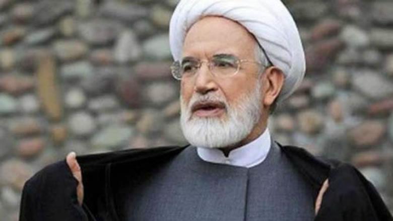 الزعيم الإيراني المعارض مهدي كروبي يطالب خامنئي بالتنحي