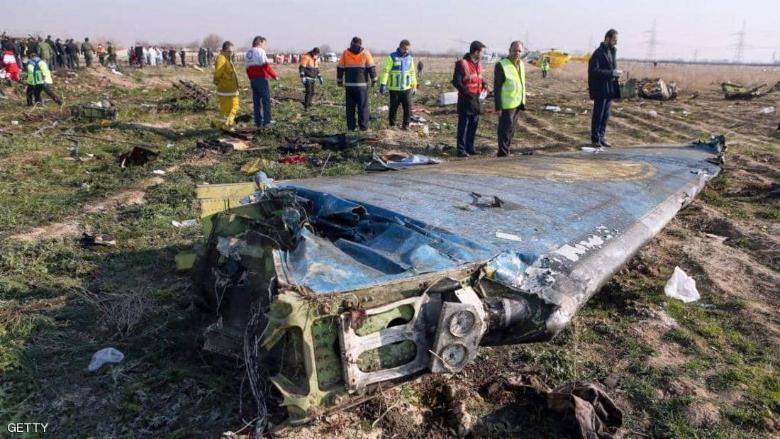 طهران تعترف: أسقطنا الطائرة الأوكرانية