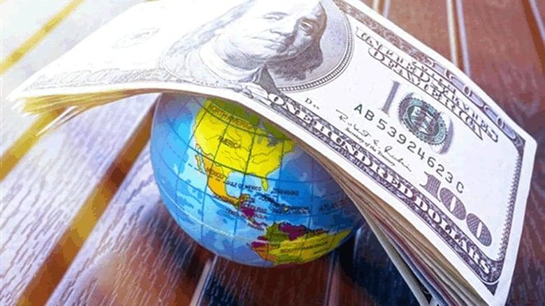 الدين العالمي إلى 257 تريليونا؟