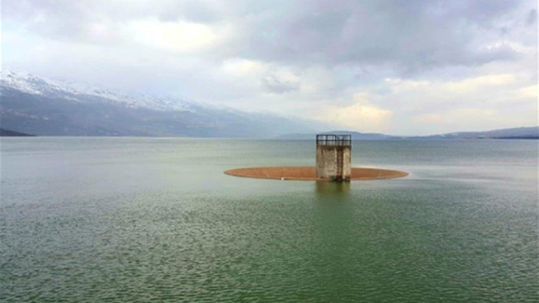 رئيس مصلحة الابحاث: التلوث الى ارتفاع متزايد داخل بحيرة القرعون