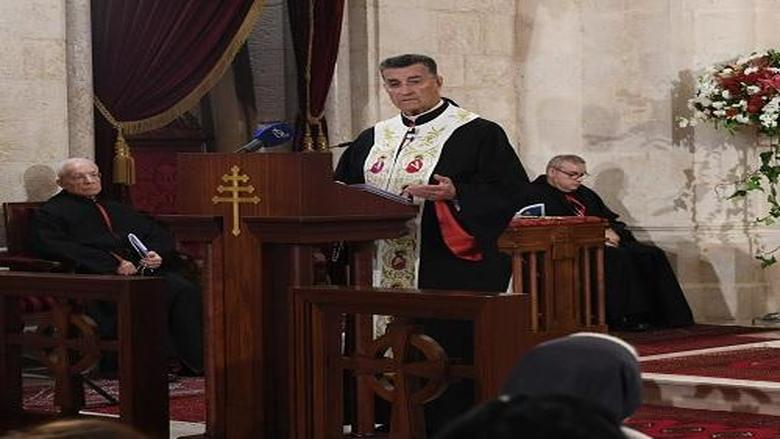 الراعي: معرقلو ولادة الحكومة هم اعداء لبنان