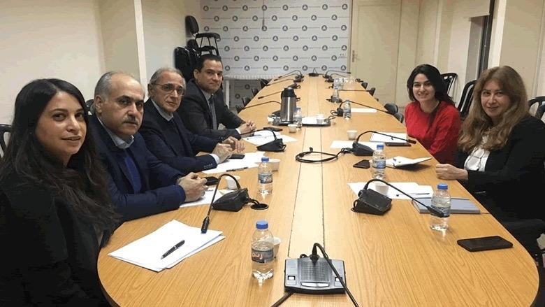 """""""التقدمي"""" بحث مع جمعية المبادرة اللبنانية للنفط والغاز تعزيز الشفافية في القطاع"""