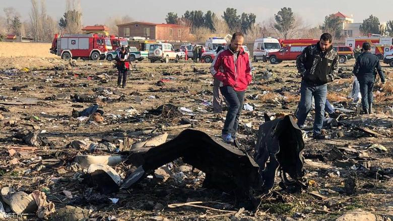 """إيران تخشى """"تسييس"""" قضية الطائرة الأوكرانية"""