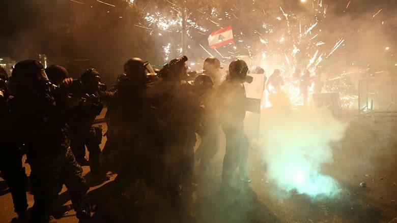 لبنان يقرع جدران الخزان