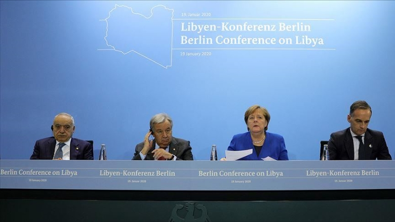 نجاح مقررات مؤتمر برلين حول ليبيا رهن التطبيق