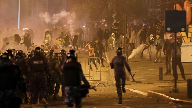 إحراق بيروت