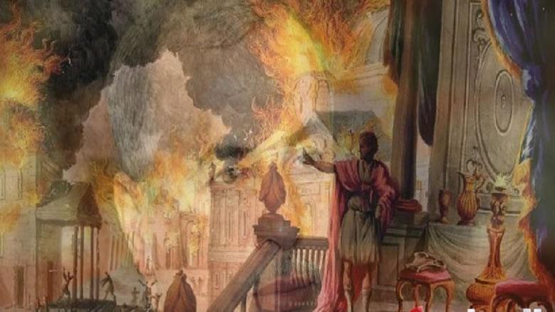 جمهورية أفلاطون وعرش نيرون