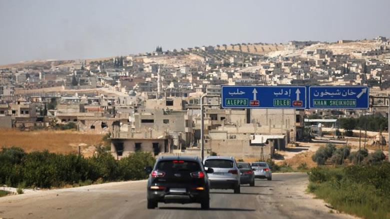 تصعيد خطير في إدلب وعمليات نزوح كثيفة