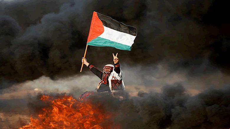 """الفلسطينيون قالوا كلمتهم... """"لن ندفع الثمن"""""""