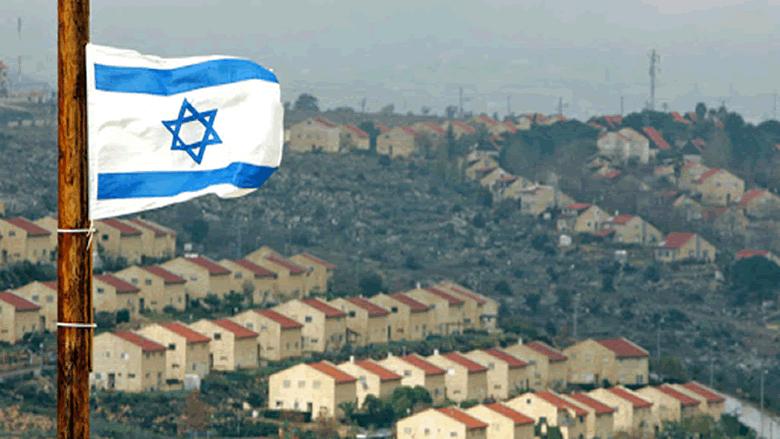 مستوطنة فلسطين في دولة اسرائيل