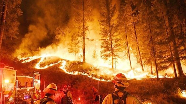 أستراليا تعلن حالة الطوارئ بسبب حريق