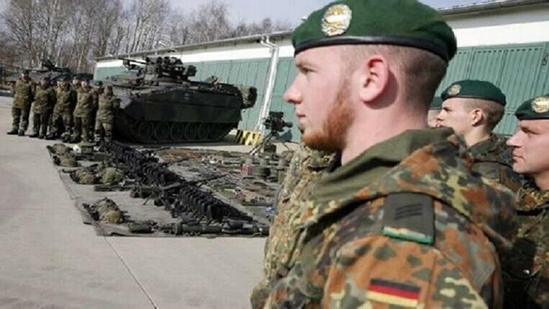 ألمانيا تسحب جزءاً من قواتها الموجودة في العراق
