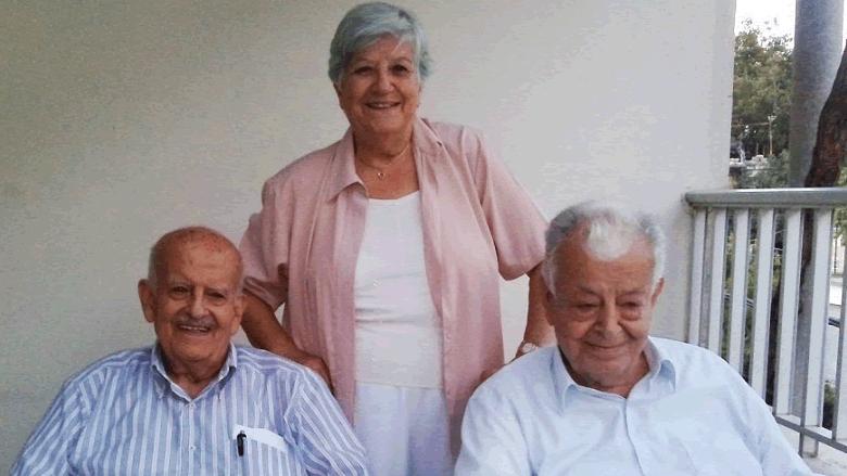 وفاة المناضلة النسوية مارسيل حنينه عبد الصمد