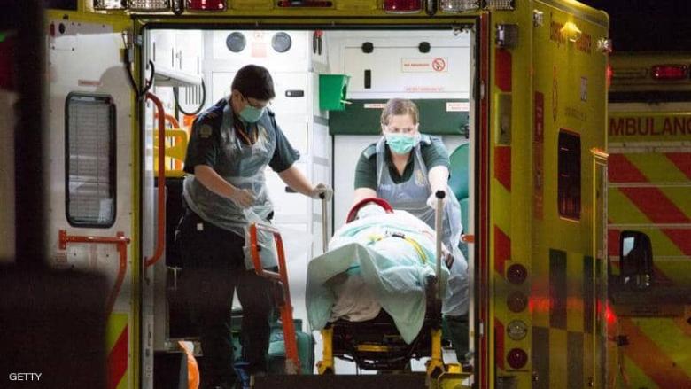 """أكثر من 15 ألف إصابة جديدة بـ""""كورونا"""" في بريطانيا"""