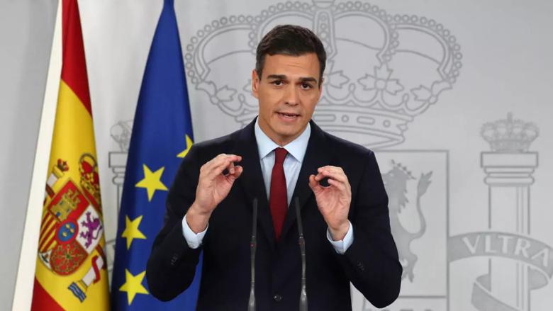 رئيس الوزراء الإسباني: لهذا السبب نفرض إغلاقاً جزئياً في مدريد