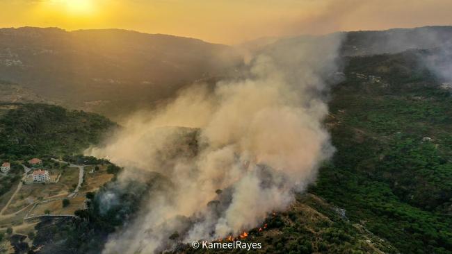 أبو الحسن: لن يحجب دخان الحرائق رؤية حكام بلا رؤيا