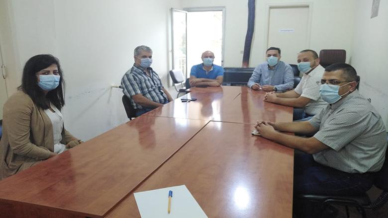 """لقاء تربوي- صحي لـ """"التقدمي"""" في الشوف"""