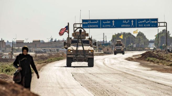 التفضيل الأميركي للأكراد