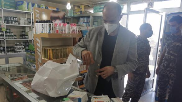 وزير الصحة: ضبط صيدليات ومستودعات أدوية تهرب الدواء الى الخارج