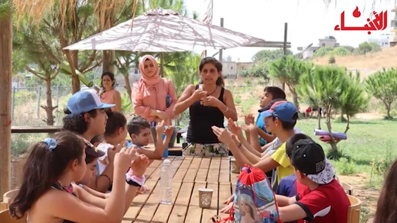 انفجار المرفأ في الذاكرة.. مخيم دعم نفسي وترفيهي للأطفال المتضررين