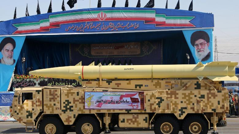 إيران تعلن إنتهاء حظر التسلّح