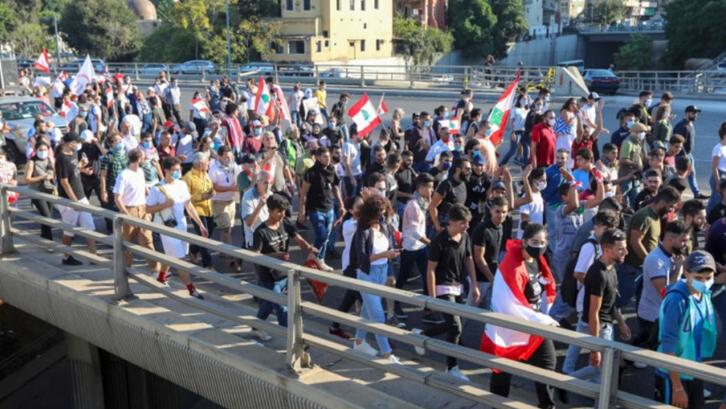 واقع الثورة اللبنانية