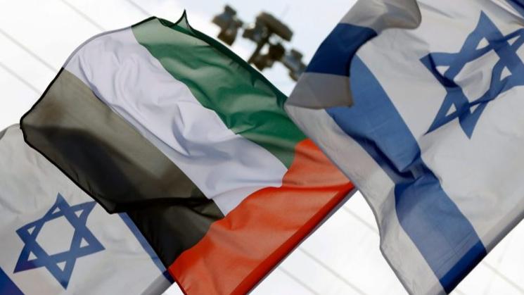 الحكومة الإماراتية صادقت على الإتفاق الإبراهيمي