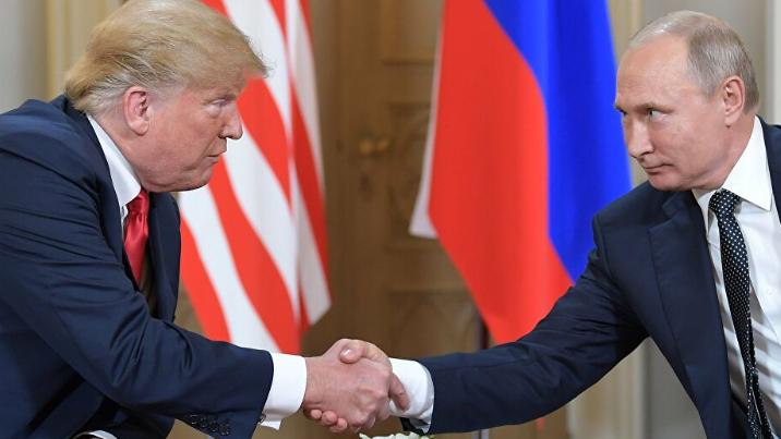 بوتين لترامب: حيويتك ستساعدك على مواجهة كورونا