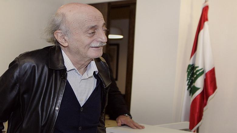 وليد جنبلاط يحافظ على موقع الرقم الأصعب في المعادلة السياسية اللبنانية