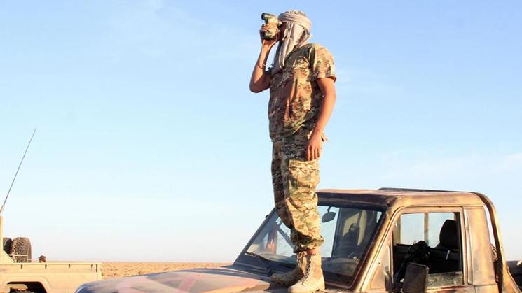 العرب وإنهاء النزاع في ليبيا