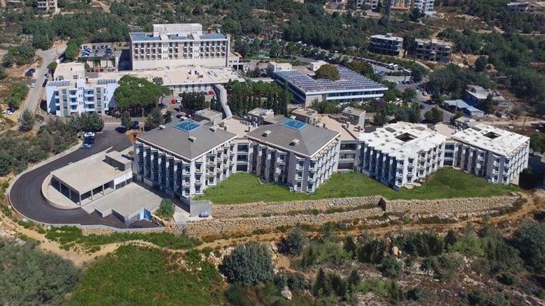 """قسم جديد لعلاج مرضى """"كورونا"""" قيد الإنجاز في مستشفى عين وزين بدعم من جنبلاط"""
