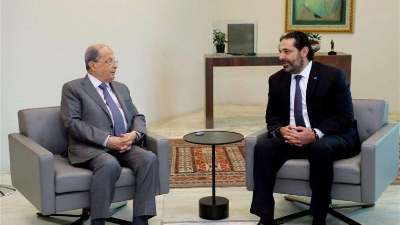 """""""بارقة أمل"""" تلوح في أجواء عون والحريري.. الحكومة في أقرب وقت؟"""